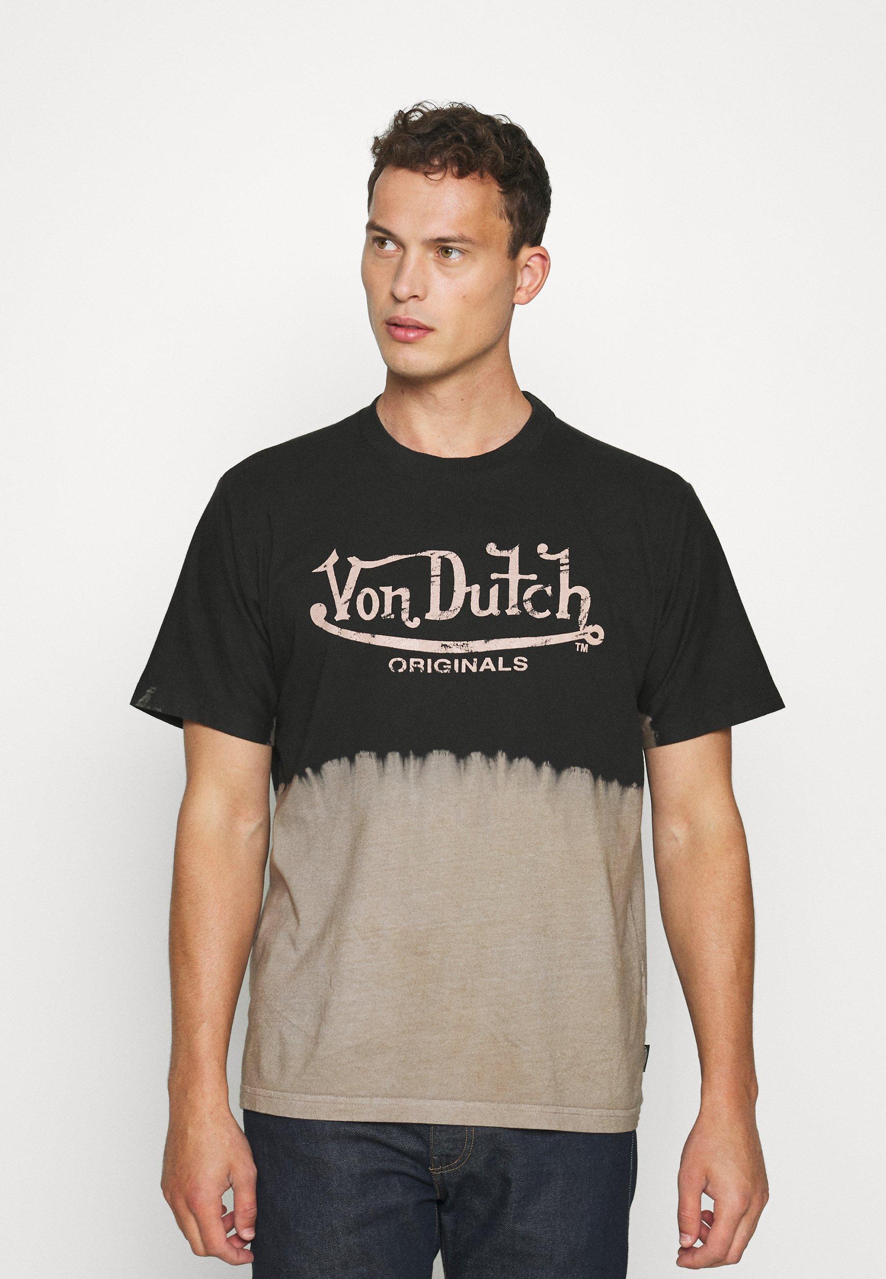 Herren LOAN BLEACH LOGO TEE - T-Shirt print