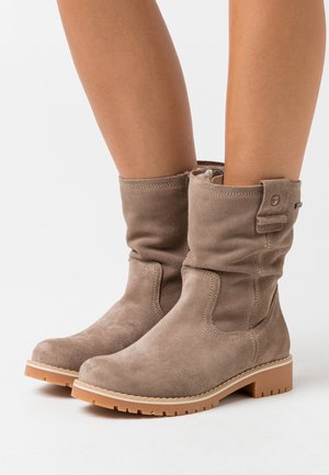 Bottines - taupe