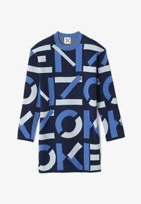 Kenzo - Vestido ligero - blue - 0