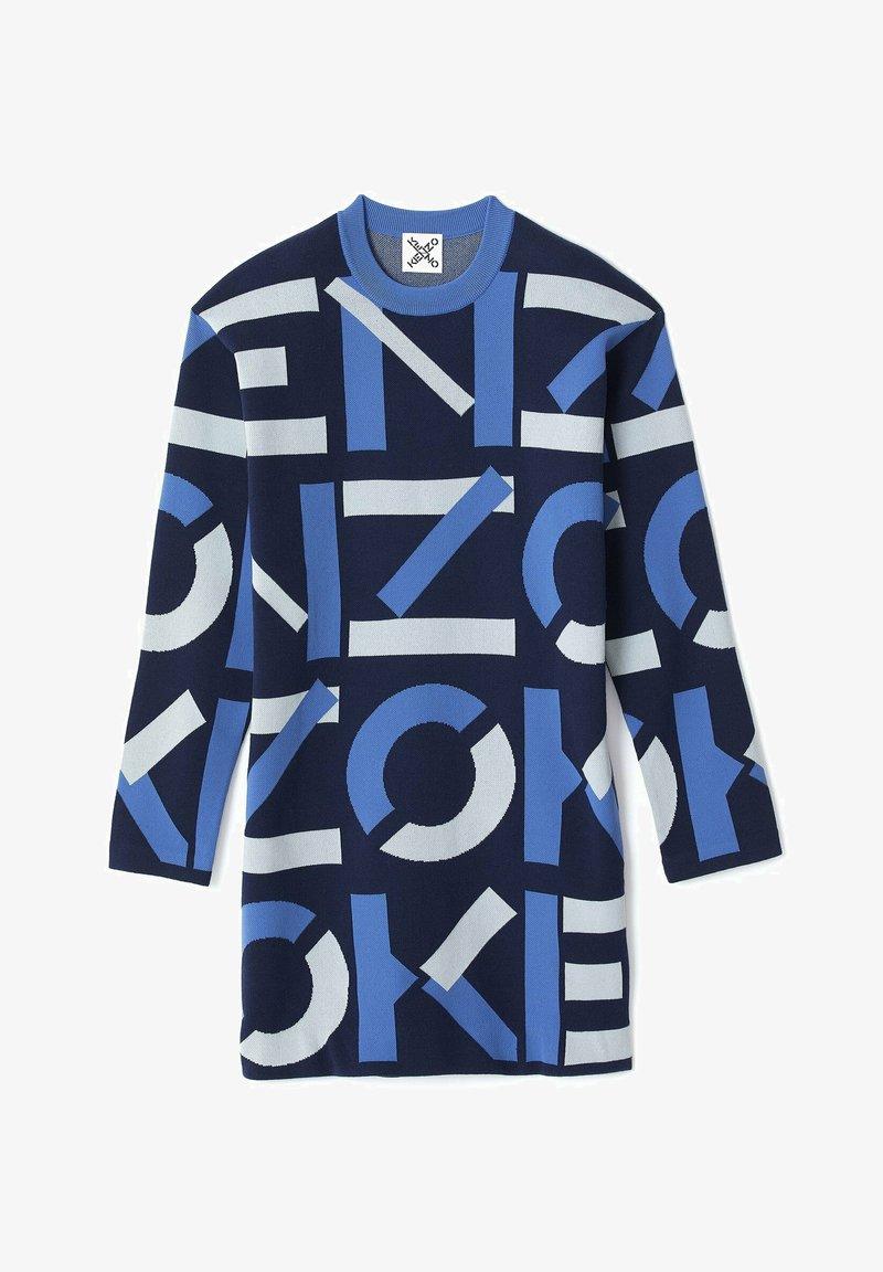 Kenzo - Vestido ligero - blue
