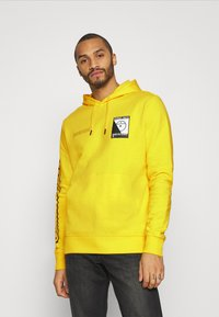 The North Face - STEEP TECH LOGO HOODIE UNISEX - Hoodie - lightning yellow - 0