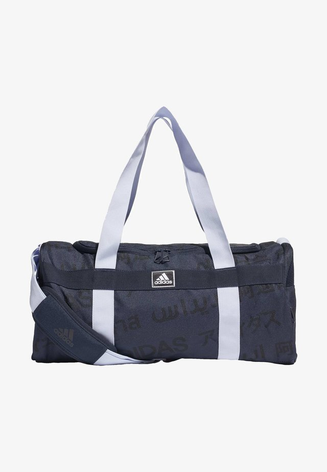 4ATHLTS DUFFEL BAG SMALL - Valigia - blue