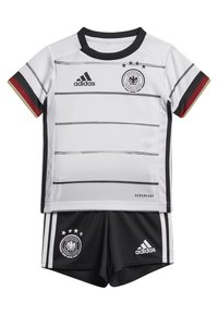 adidas Performance - DEUTSCHLAND DFB HEIMTRIKOT BABYKIT - Pelipaita - white/black - 0