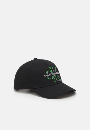 GLOW UNISEX - Cap - black