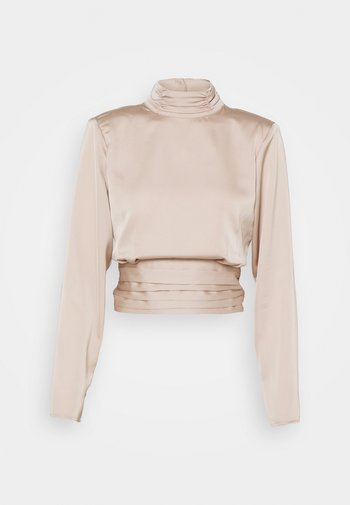 CASS OPEN BACK - Bluser - champagne