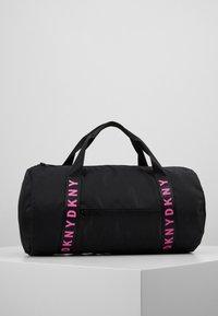 DKNY - BOWLING BAG - Sporttas - black - 0
