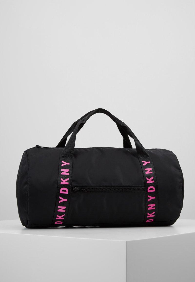 DKNY - BOWLING BAG - Sporttas - black