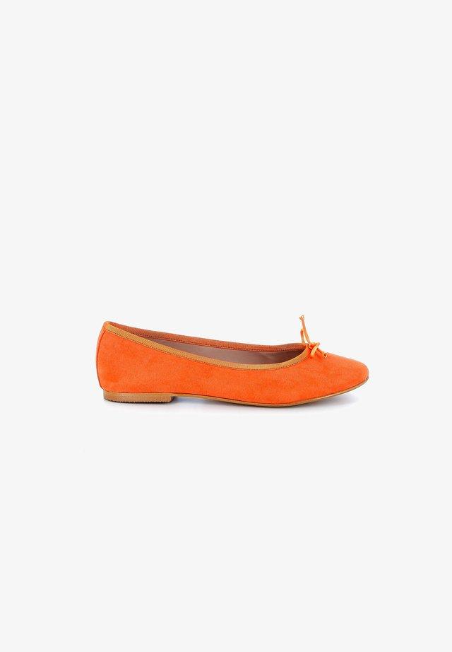 Ballerina's - orange
