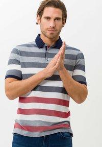 BRAX - STYLE PACO - Polo shirt - ocean - 0