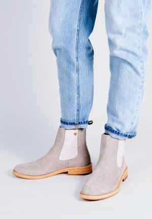 ALEXIA - Ankle boots - ice
