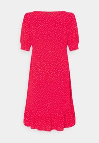Liu Jo Jeans - ABITO - Day dress - red pois - 7