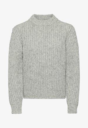 SAPHETTA - Jumper - grey
