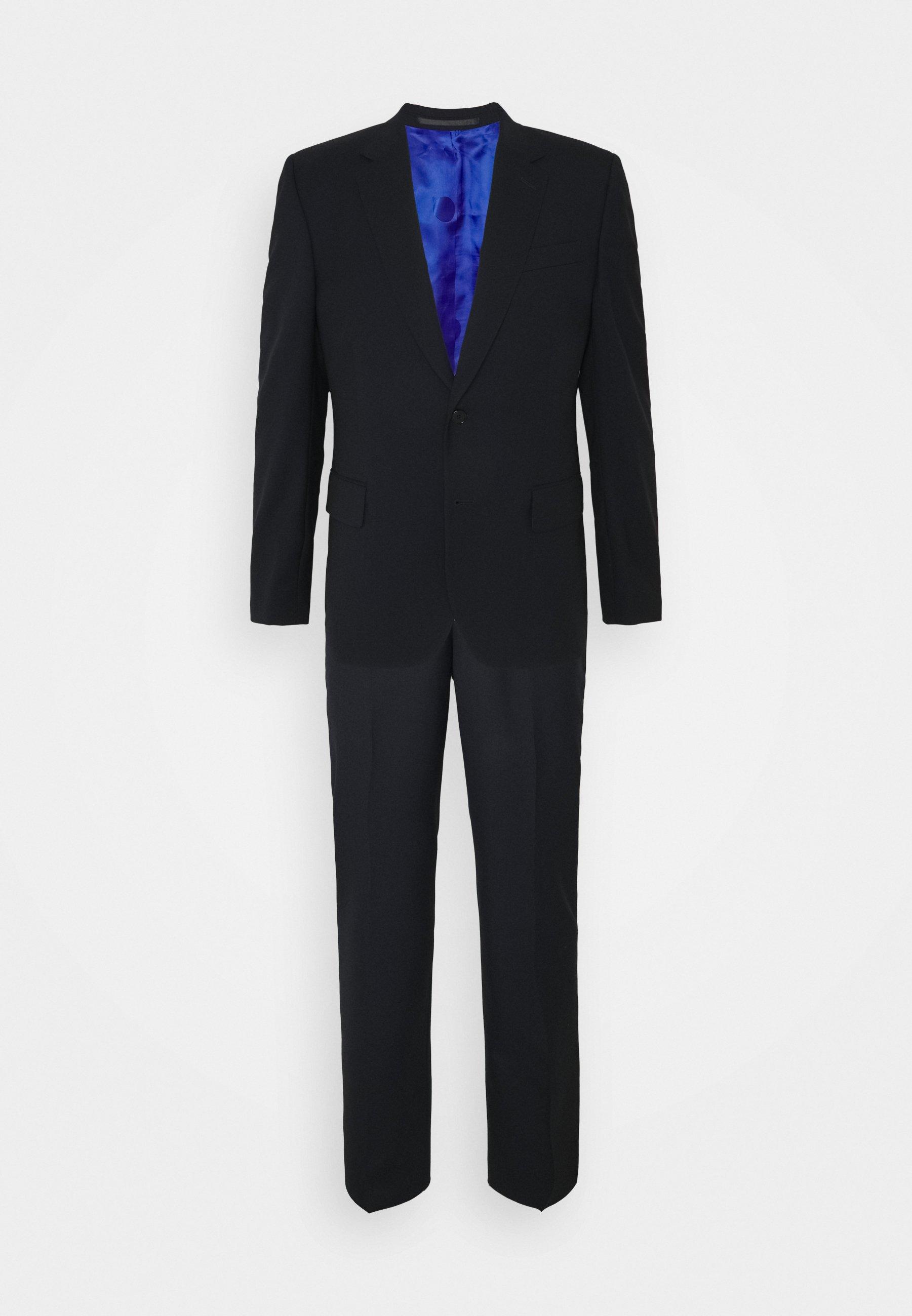 Men TAILORED FIT BUTTON SUIT SET - Suit
