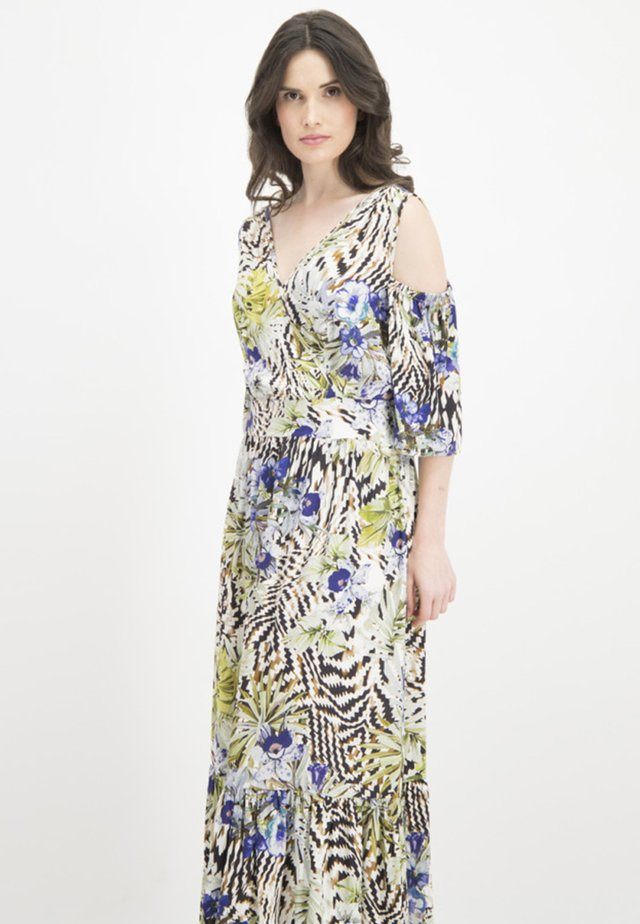 NERMILIA  - Maxi dress - blue