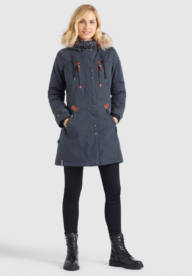 ROANA - Winter coat - dunkelblau