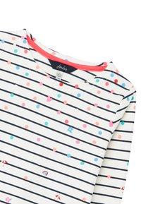 Tom Joule - HARBOUR - Long sleeved top - weiß konfetti - 2