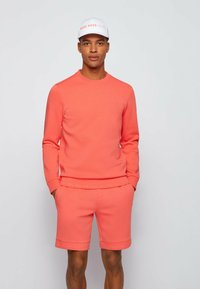 BOSS - SALBO - Sweatshirt - open red - 0