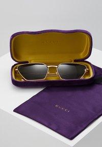 Gucci - Sunglasses - gold-coloured/grey - 2