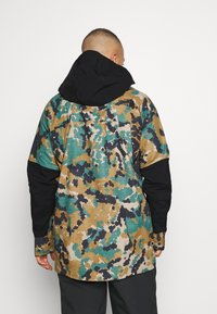 The North Face - FUTURELIGHT JACKET FLARE - Hardshell jacket - tan/black - 2
