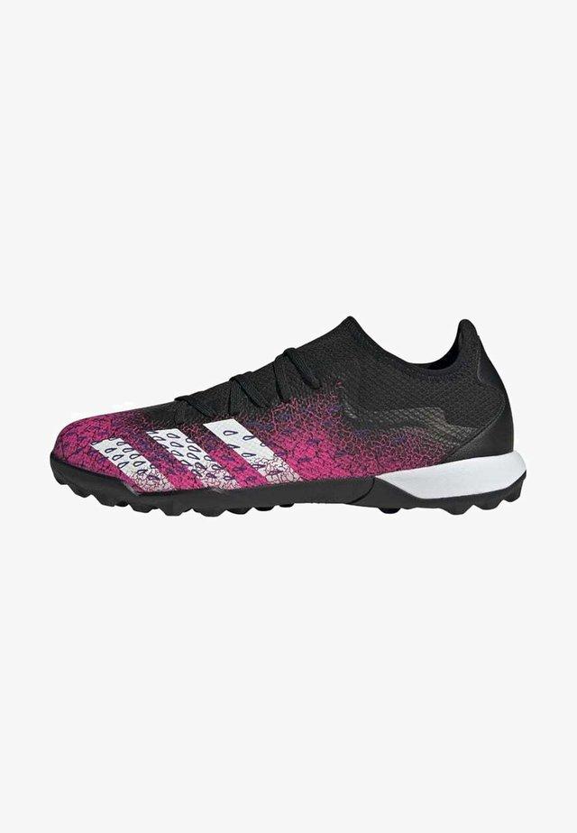 Voetbalschoenen voor kunstgras - black