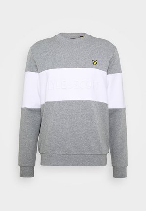 LOGO - Sweatshirt - grey