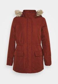 JDYSTAR WINTER  - Winter coat - brown