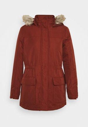 JDYSTAR WINTER  - Abrigo de invierno - brown