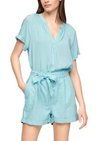 QS by s.Oliver - Blouse - turquoise - 5