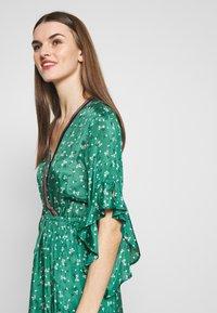 Billabong - LOVE LIGHT - Sukienka letnia - emerald - 3