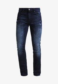 Zalando Essentials - Slim fit jeans - dark blue - 5