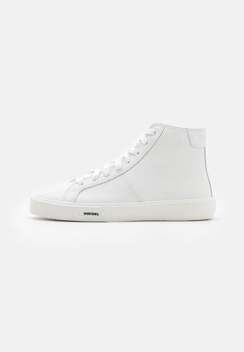 S-MYDORI MC W - Baskets montantes - white