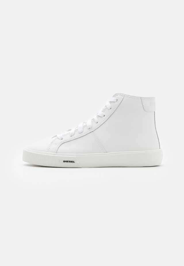 S-MYDORI MC W - Sneakersy wysokie - white