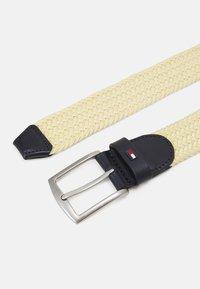Tommy Hilfiger - DENTON  - Belt - yellow - 1