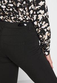 ONLY - ONLFOREVER LIFE - Jeans Skinny Fit - black denim - 4