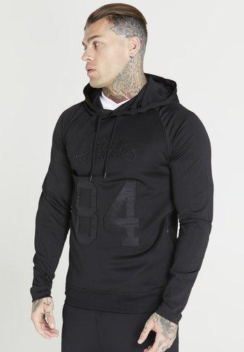 OVERHEAD RETRO SPORTS HOODIE - Sweatshirt - black