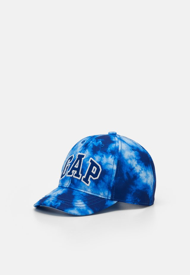 LOGO - Caps - blue