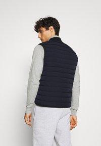 Lacoste - Waistcoat - dark blue - 2