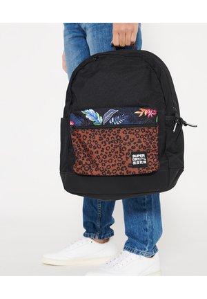 Reppu - black leopard