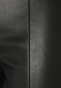 s.Oliver - HOSE 7/8 - Leggings - Trousers - black - 2