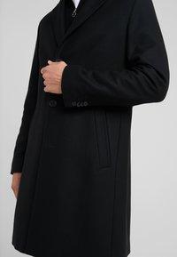 HUGO - MALTE - Płaszcz wełniany /Płaszcz klasyczny - black - 5