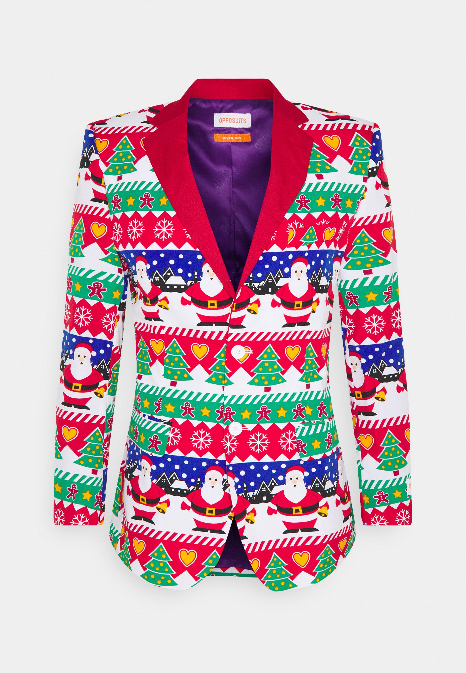 Men SNAZZY SANTA - Blazer jacket