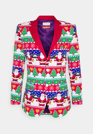 SNAZZY SANTA - Blazer jacket - multicoloured