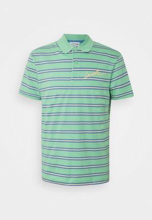 Koszulka polo - liamone/ledge turquin blue