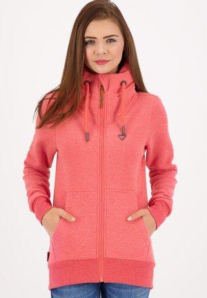 VIVIANAK - Zip-up hoodie - candy