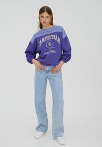 PULL&BEAR - Felpa - purple - 1