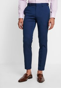 Isaac Dewhirst - FASHION SUIT - Jakkesæt - blue - 4