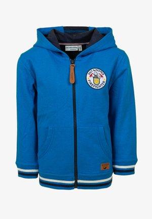 Zip-up sweatshirt - royal blue