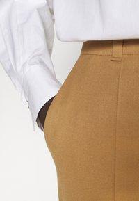 HUGO - HULANA - Kalhoty - light/pastel brown - 5