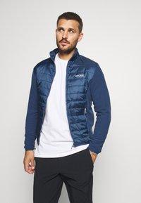 Regatta - WENTWOOD 2-IN-1 - Hardshell jacket - dark blue - 3