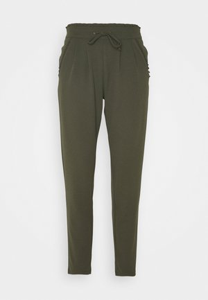 JDYCATIA NEW PANT - Trousers - forest night